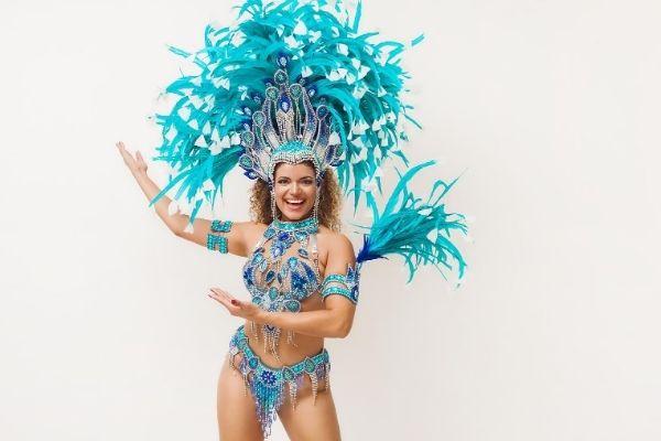 Auckland Brazilian Dancers Show