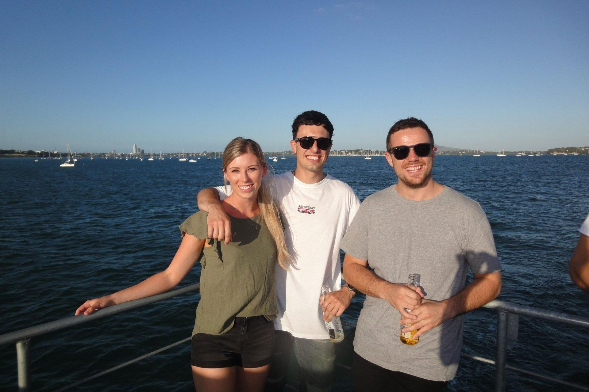 Private FUnctions Auckland harbour
