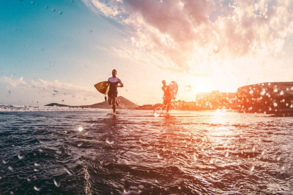 water sport cruise