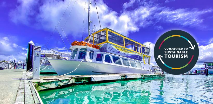 New Zealand Tourism Sustainability Commitment